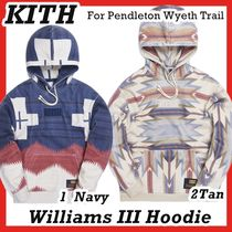 Kith For Pendleton Wyeth Trail Williams 3 III Hoodie FW 20