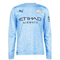 20/21マンチェスターシティ PUMA Manchester City FC Home Shirt