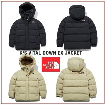 [THE NORTH FACE] K'S VITAL DOWN EX JACKET★優れた保温性★