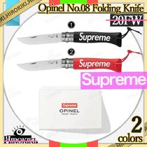20FW /Supreme Opinel No.08 Folding Knife オピネル ナイフ