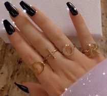 2021NEW Dior★DIOR★DIO(R)EVOLUTION RING SET