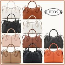 TOD'S☆D-STYLING SMALL☆スモールハンドバッグ☆送料込