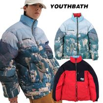 【YOUTHBATH】20fw REVERSIBLE SHORT PUFFA DUCK DOWN ダウン