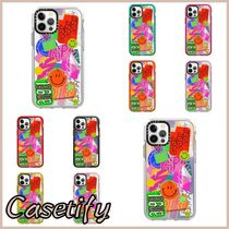 ◆Casetify◆Kate Moross- Sticker/インパクトケース/ iPhone