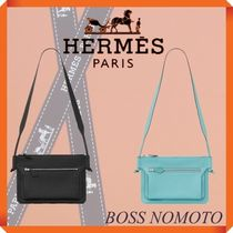 貴重な1品★HERMES Ultrapla GM bag unisex ★選べる2色★