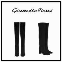 【Gianvito Rossi】HYNDE CUISSARD