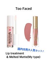 〈Too Faced〉★大人気セット★Lip balm&Melted Matte(my type)