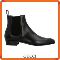 GUCCI CHELSEA ANKLE BOOTS