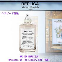【Maison Margiela】レプリカ Whispers In The Library 100ml