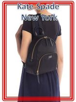 関税送料込 kate spade new york dawn medium nylon backpack