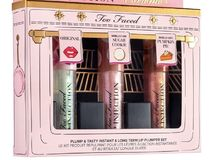 Too Faced 限定 Lip Injection Plump & Tasty Trio Make-up Set