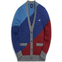 【送料関税込】Kith x BMW Colorblock Cardigan