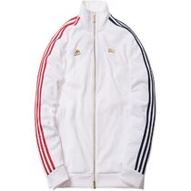 【送料関税込】Kith x adidas 3-Stripes Track Jacket White