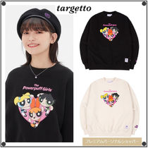 TARGETTO SEOULの[PPG I TGT]FRIENDS SWEAT SHIRT 全2色