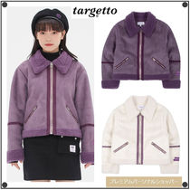 TARGETTO SEOULのLINE CROP MUSTANG 全2色