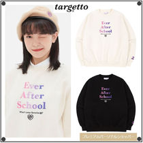 TARGETTO SEOULのEVER AFTER SCHOOL SWEAT SHIRT 全2色