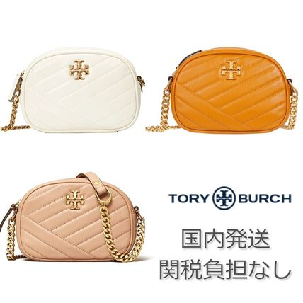 セール Tory Burch KIRA Chevron Camera Bag キラ カメラ バッグ