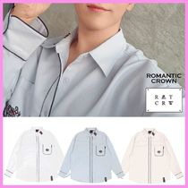 ☆SEVENTEEN スングァン着用 SUNDAY SYNDROME PIPING SHIRT☆