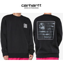 [CARHARTT WIP] STATE CHROMO スウェット [2COLOR] 公式