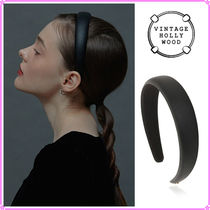 【VINTAGE HOLLYWOOD】Bella Leather Hairband