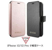 iPhone 12/12 Pro【GUESS】 手帳型ケース