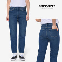 [CARHARTT WIP] PAGE CARROT ANKLE, デニム パンツ [公式]