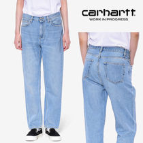 [CARHARTT WIP] W PAGE CARROT ANKLE, デニム パンツ [公式]