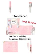 〈Too Faced〉★2020ホリデー★ Hangover Skincare Set