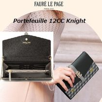 Faure Le Page ★Portefeuille 12CC Knight 2020 New Wallet★