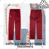 NEW!日本未入荷!KAPPA 222 BANDA ASTORIAZZ TRACKPANTS-RED