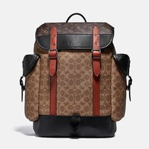 Coach ◆ C1059 Hitch backpack in signature canvas with horse