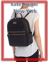 関税送料込 kate spade new york wilson road bradley backpack
