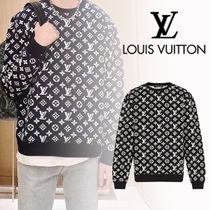 ◆NEW IN◆ LOUIS VUITTON スウェット トップス モノグラム