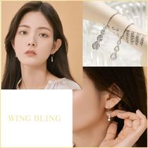 Wing bling☆大人気!ポーリングライトピアス