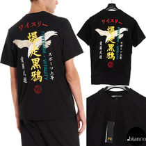 関税込Y-3 2020SS CRAFT GRAPHIC JAPANESE Tシャツ 半袖 UNISEX