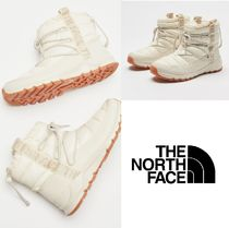 【The North Face】Thermoball レースアップブーツ☆ホワイト