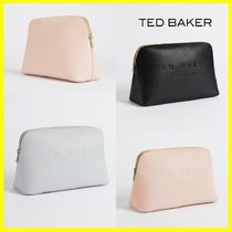 TED BAKER(テッドベーカー) メイクポーチ 【ギフトにも!】TED BAKER☆ロッテリーラージメイクポーチ