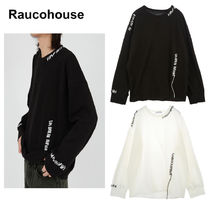 Raucohouse - Hand stitched knitwear