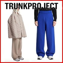 ◆TRUNK PROJECT◆日本未入荷◆Cashmere Lounge Pants 全2色◆