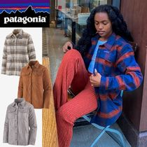 【Patagonia】Women's Insulated Fjord Flannel Jacket
