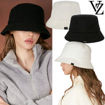 ★VARZAR★新作★送料込み★Minimal label fleece bucket hat