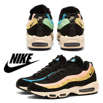 ナイキ Nike AIR MAX 95 PRM FUR W / PLATINUM / 送料込
