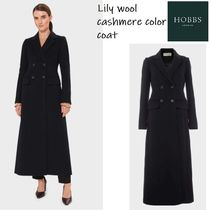 ★送料関税込★Hobbs London/Lily wool cashmere color coat