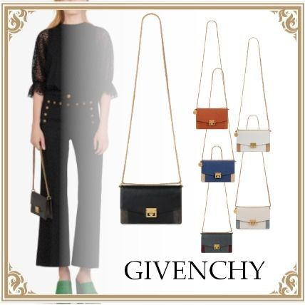 GIVENCHY☆GV3 MINI BAG IN SMOOTH AND SUEDE LEATHER 6カラー