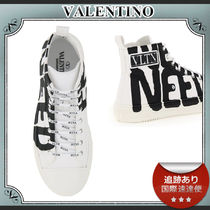 20AW/送料込≪Valentino≫ Giggies Lovers Language スニーカー