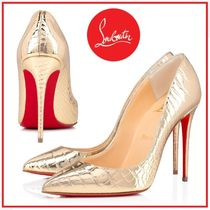 Christian Louboutin☆Pigalle Follies 100 mm パンプス☆送料込