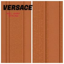 SALE☆送関税込★VERSACE★ギリシャプリント壁紙 幅70×10.05m
