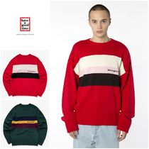 have a good time(ハブアグットタイム) ニット・セーター 100円引き◆have a good time◆Side Logo Heavy Knit Sweater