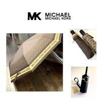 Michael Kors* NOVELTY Logo☆折りたたみ傘