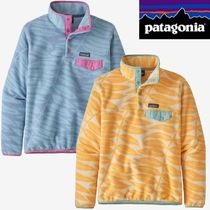 SALE【Patagonia】Women's Lightweight Synchilla Snap-T Fleece